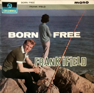 Frank Ifield - Born Free (LP) (G/G)